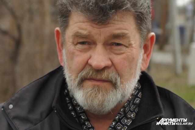 Владимир Ряжев.