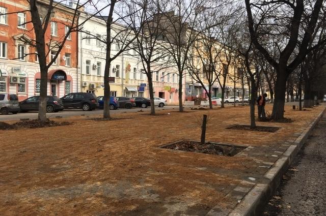 Бульвар Радищева.