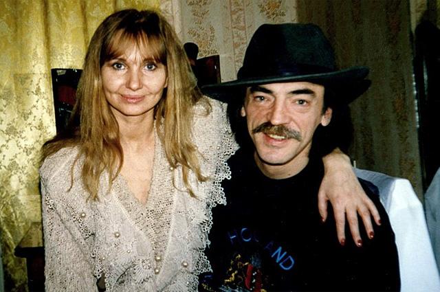 Лариса Луппиан и Михаил Боярский вместе уже более 40 лет.