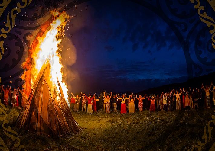 Фестиваль «Ночь на Ивана Купала»