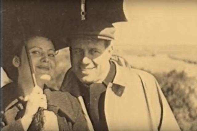 Галина Сергеева и Иван Козловский.