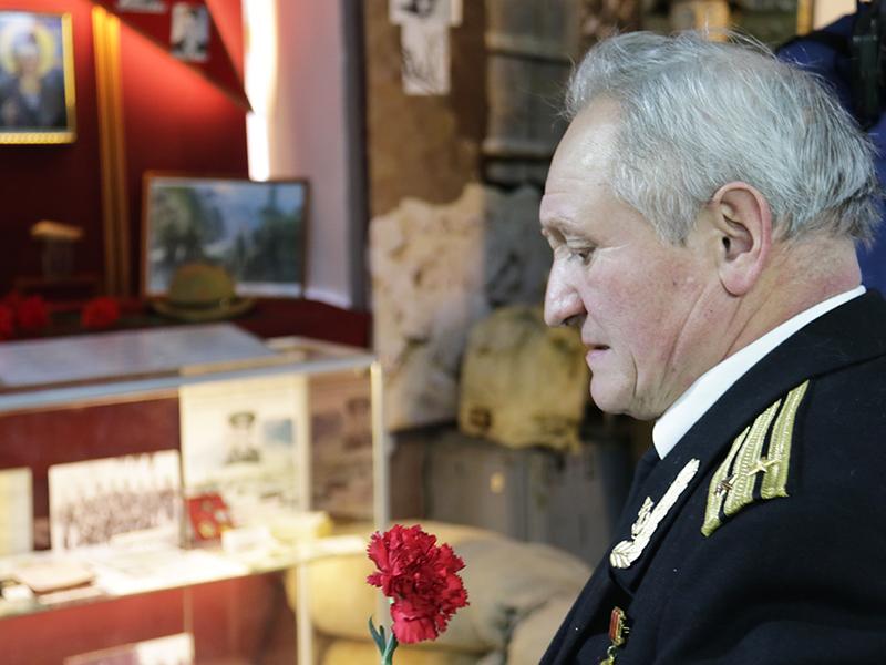Выставка в Рославле