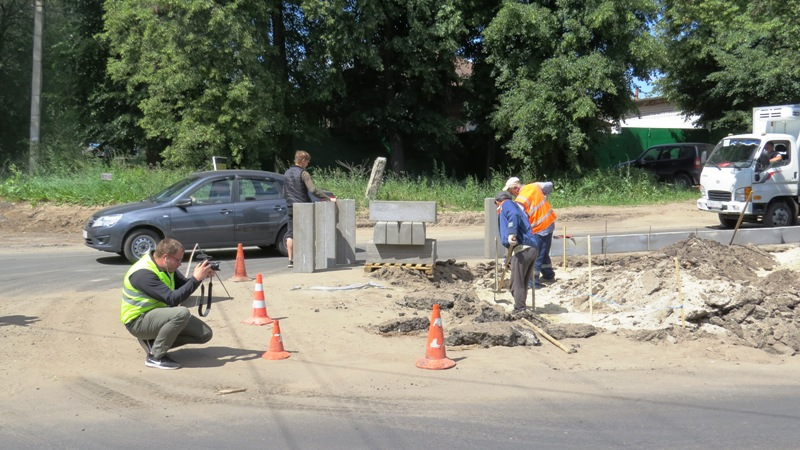 Дорожная инспекция ОНФ в Ульяновске