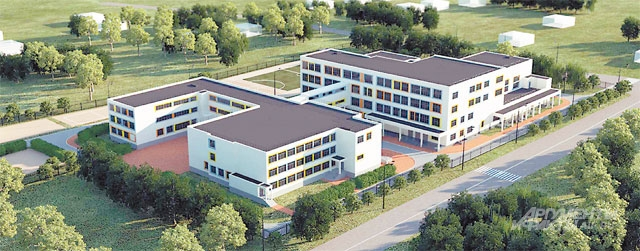 Так будут выглядеть учебные корпуса в ТиНАО.