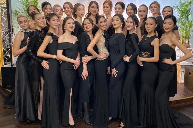 Участницы Мисс Якутия-2020