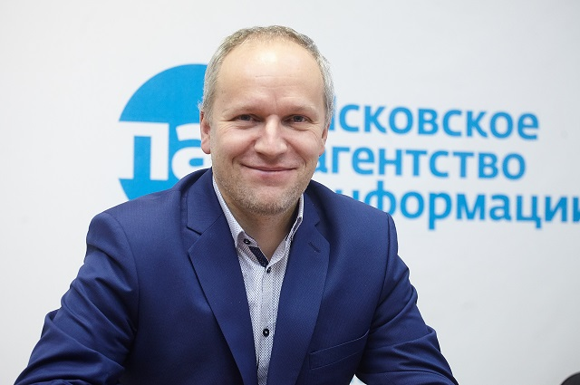 Павел Волков, заместитель главы администрации города Пскова