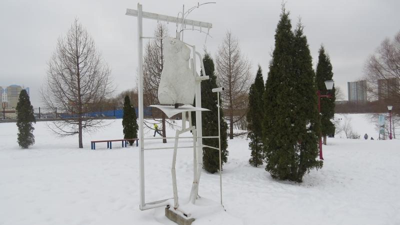 Памятник садизму.