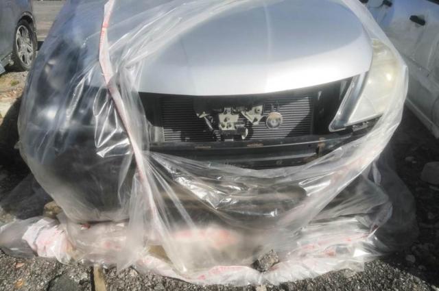 Автомобиль вычислили по характерным повреждениям.