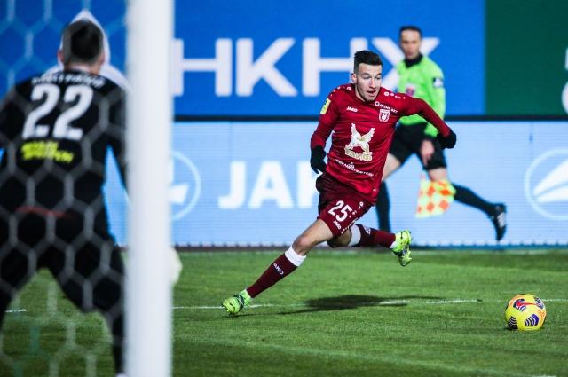 Денис Макаров получает в казанском клубе порядка 1 млн рублей в месяц