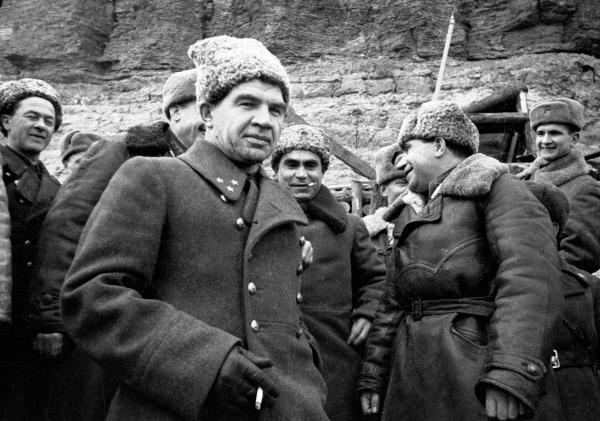 Василий Чуйков. 1942 год