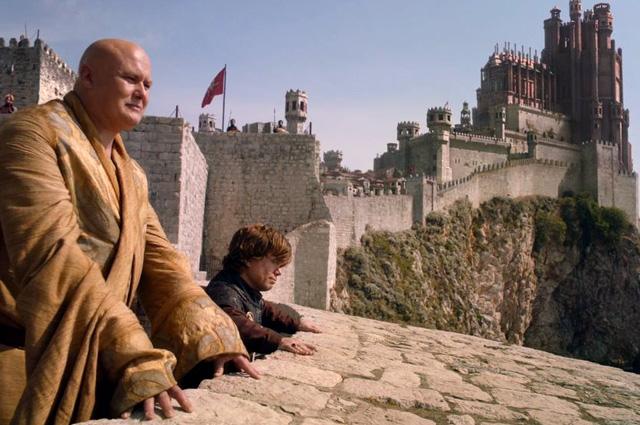 «Игра престолов». Красный замок