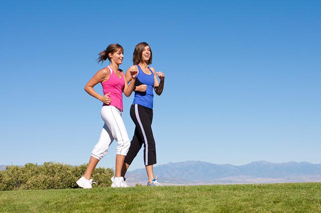 Ходьба, фитнес