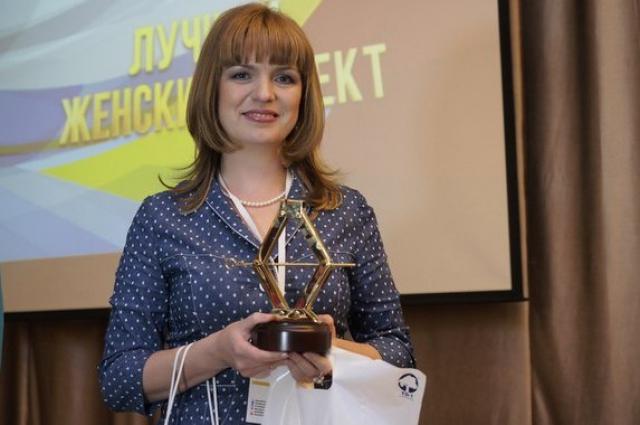 Елена Луцева.