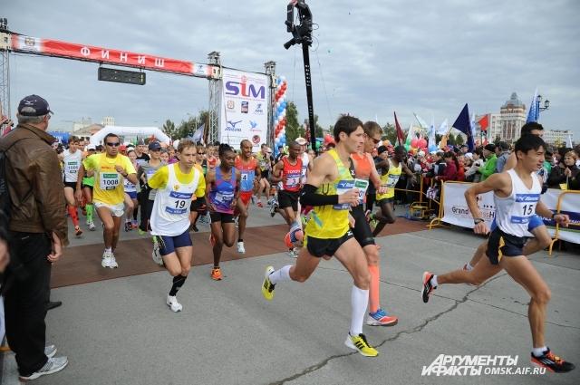 День города продолжат отмечать 7 августа - марафоном.