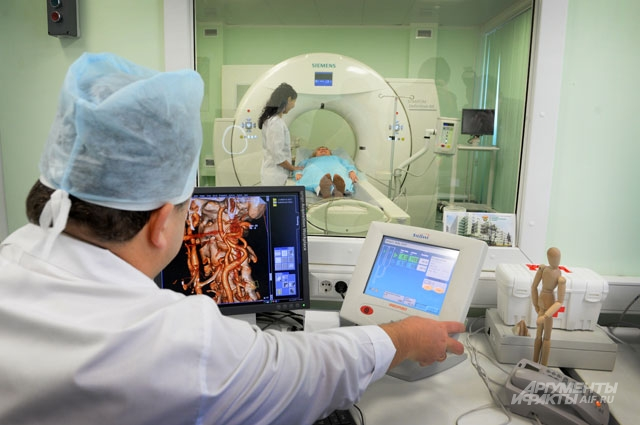 Престиж профессии врача-рентгенолога многократно вырос.