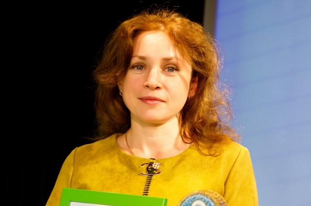 Юлия Грибанова.