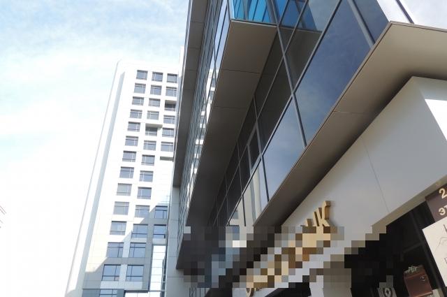 Медцентр расположен в новом офисном здании.