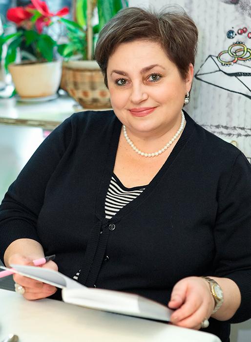 Мария Метлицкая.