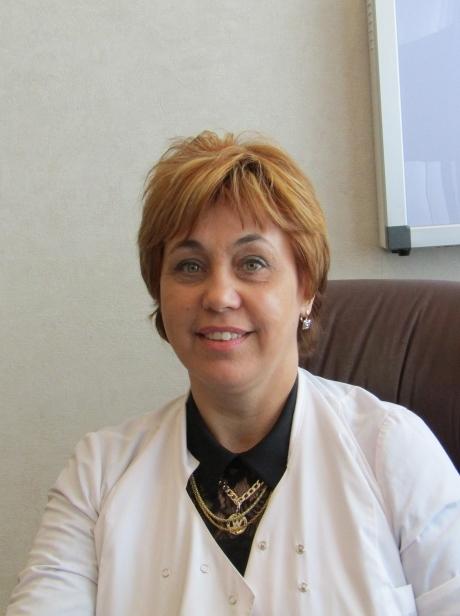 Главный врач «Областного клинического лечебно-реабилитационного центра», главный невролог Министерства здравоохранения Тверской области Леся Чичановская.