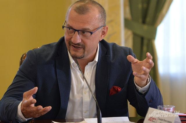 Тимофей  Вячеславович Петров, генеральный директор ООО «ЭРБИ».