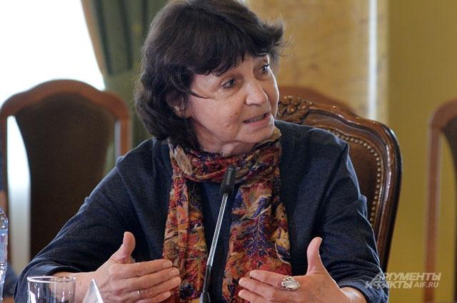 Светлана Александровна Чубатова, доктор биологических наук, микробиолог.