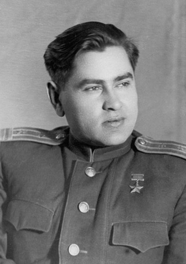 Алексей Маресьев, 1947 г.