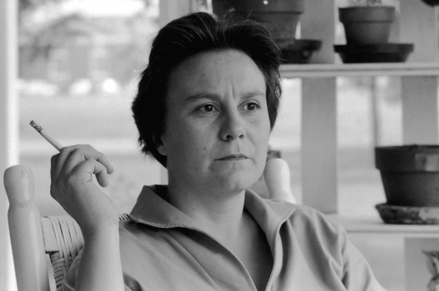 Писательница Харпер Ли, 1962 г.