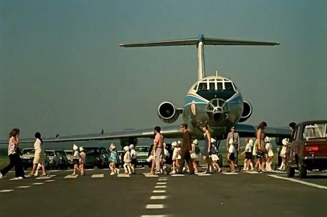 Шоссе, на которое сажали самолет, создали под Ульяновском.