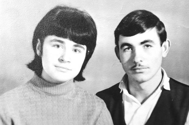 Раиса и Анатолий Виноградовы, Барнаул, 45 лет вместе