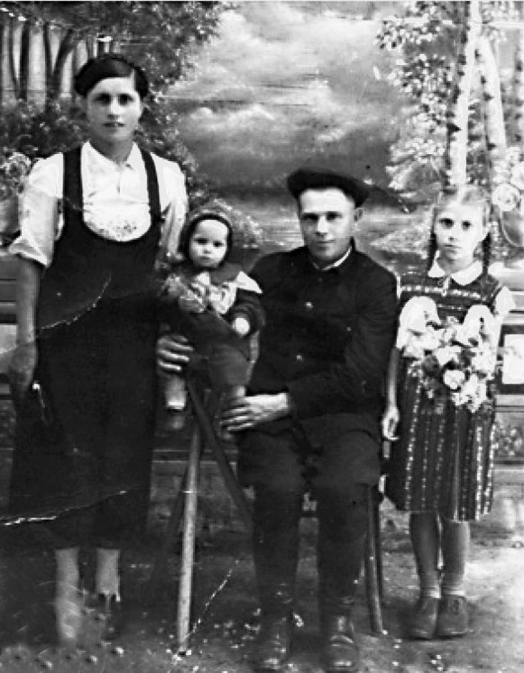 История кубанской семьи