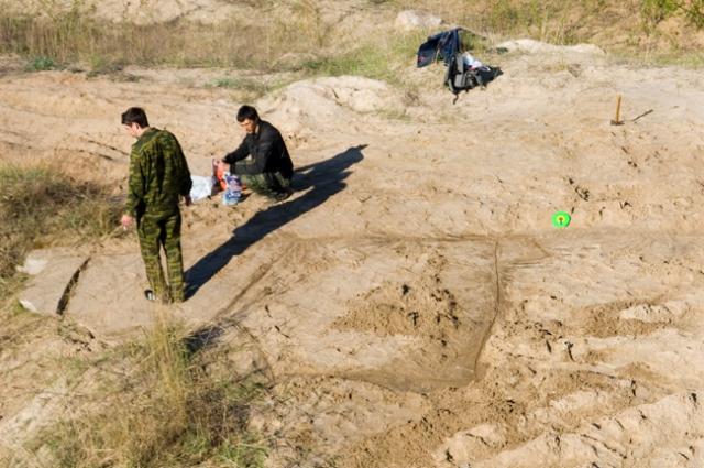 25 ле назад в тарасовском районе была обнаружена необычная дорога.