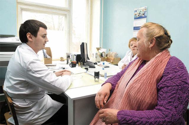 Врач-невролог Руслан Калабин приехал в сельскую больницу из Орла.