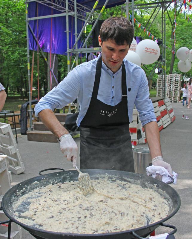 Семейный «Фестиваль хорошей еды»
