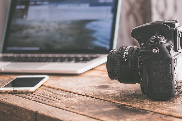 фотограф, фотоаппарат