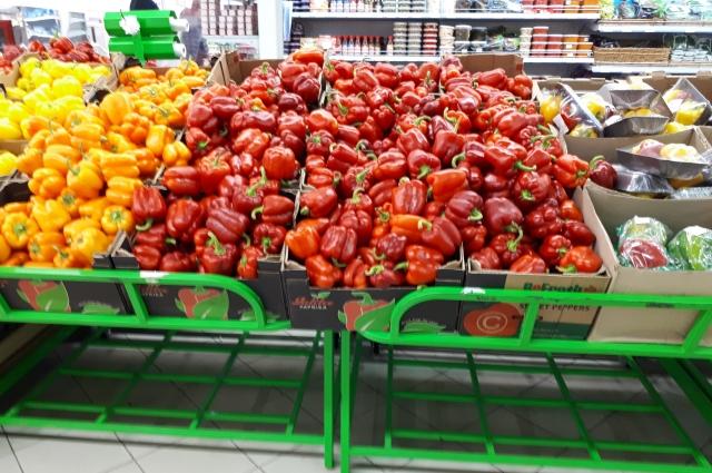 Цены на продукты растут.