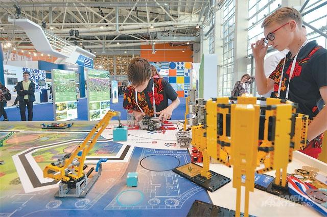Инвестируя в образование и инновационные технологии, Москва обеспечивает себе стабильное экономическое развитие на многие годы вперёд.
