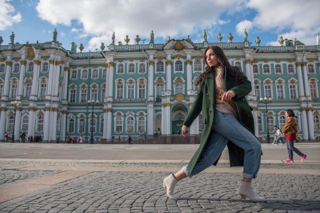 Петербург стал для Инны Жирковой родным городом.