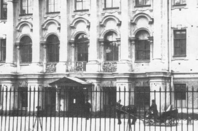 Здание Петришуле.