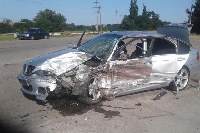 В Запорожской области произошло ДТП: пострадали 6 человек, 4 из них - дети