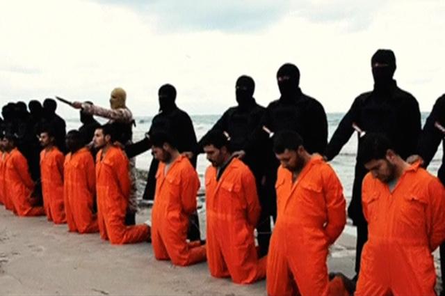 Счёт расстрелянных и обезглавленных пленников ИГ идёт уже на тысячи