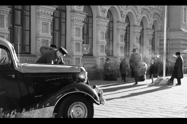 В ходе работы создатели фильма столкнулась с тем, что в Воронеже почти не осталось аутентичных фасадов.