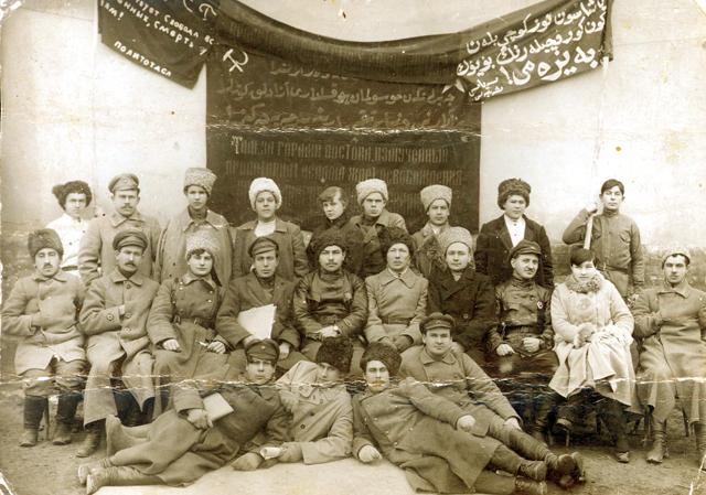 1-й Татарский стрелковый полк, 1919 г.