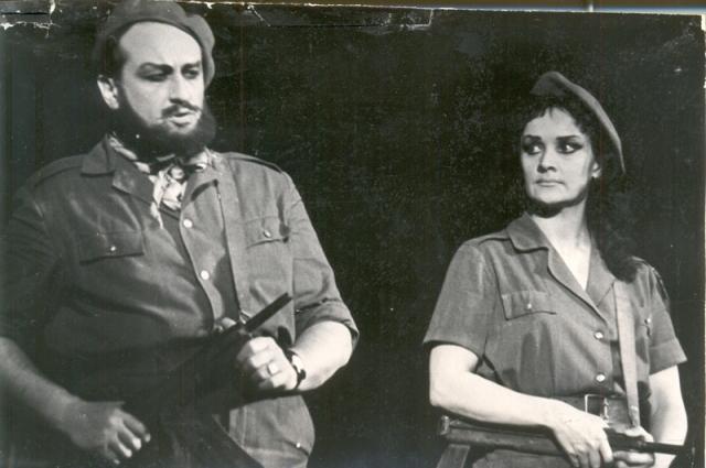 Маргарита Лаврова сыграла десятки ролей.