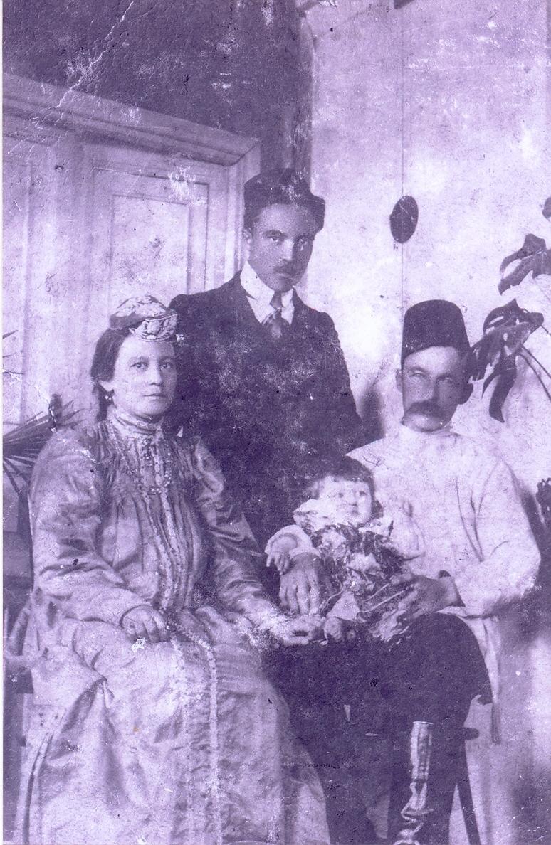 татары, история, татарская семья, старая Казань