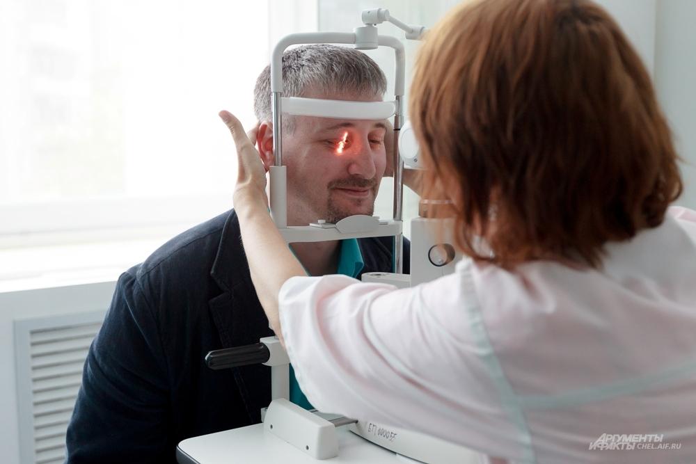 Специалисты осматривают пациентов с применением современного оборудования, а при необходимости человек может получить консультацию специалиста в формате телемедицины.