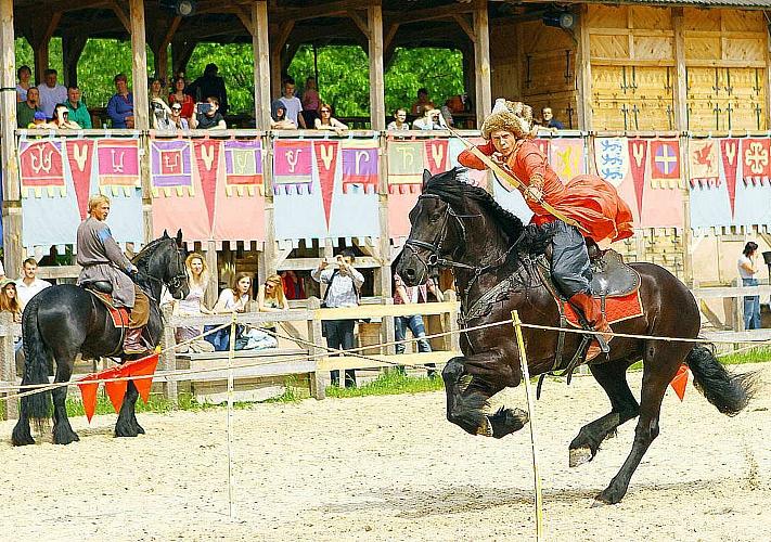 Фестиваль конных боевых искусств «Скифы»