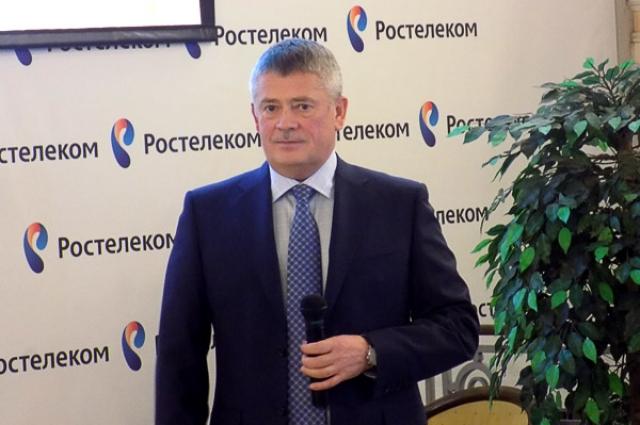 Андрей Балаценко, Ростелеком