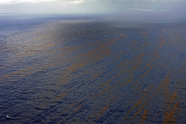 Катастрофа в мексиканском заливе доклад 2557