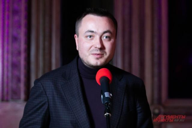 Директор Проекта «Русские сезоны» Алексей Лебедев.