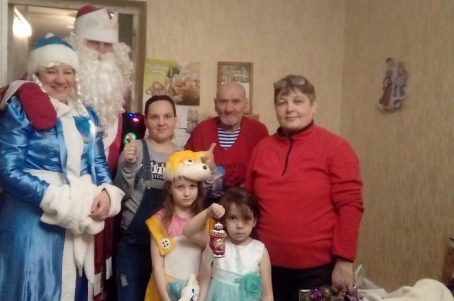 Прошлый Новый год Лещенко впервые встречал в кругу семьи. Новой своей семьи.